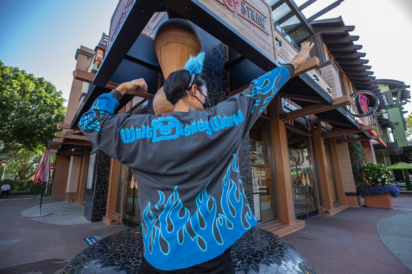 Disney will offer new merchandise this Halloween season. Photo credits (C) Disney Enterprises, Inc. All Rights Reserved