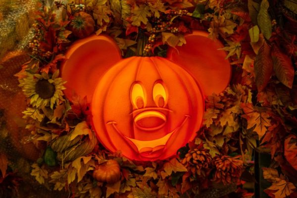 Halloween Mickey Mouse will soon show up in the Magic Kingdom. Photo credits (C) Disney Enterprises, Inc. All Rights Reserved