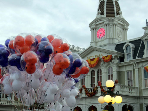 The Magic Kingdom will be filled with special effects for the party.
