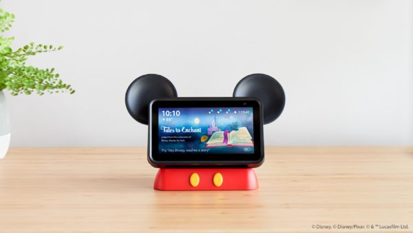 New Hey Disney devices will be installed in a Disney Resort Hotel rooms. Photo credits (C) Disney Enterprises, Inc. All Rights Reserved