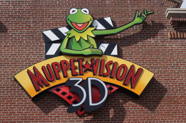 Muppet*Vision 3D is a 3D show about the Muppets creating a new 3D technology, and the results are hilarious.