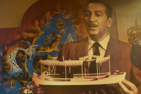 Walt Disney was intimately involved in the creation of attractions, but he couldn't do it alone so he created a team to help him!