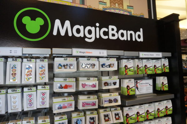 Make sure you have everything you need especially your MagicBands!