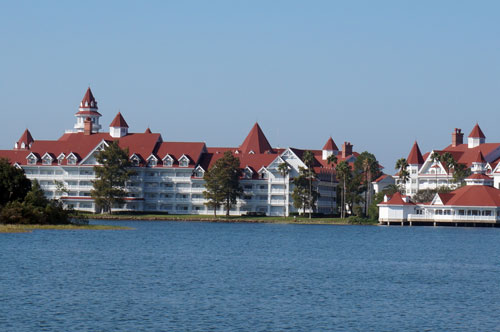 If your budget allows, Deluxe Disney Resorts are a great choice.