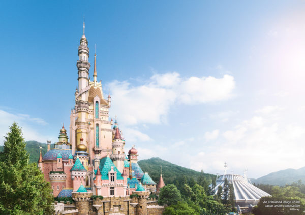 Hong Kong Disneyland Will Reopen On June 18.