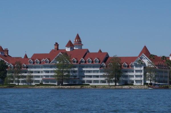 Disney's Grand Floridian Resort is just across the lake from Magic Kingdom and on the monorail loop!
