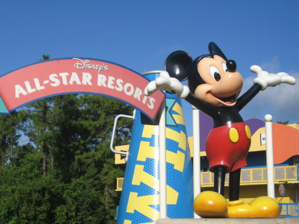 Disney's All-Star Resorts often share buses and have large groups of kids and teens making it not very convenient or relaxing.