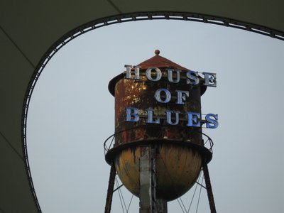 House of Blues in Disney Springs