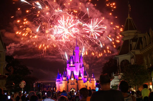 Five days at Disney World will allow you to get a taste of everything.