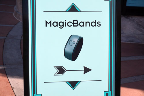 MagicBands make it easy to buy at Disney. Very easy!