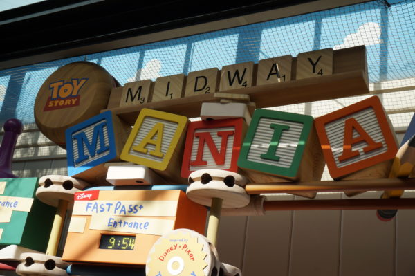 Toy Story Midway Mania will remain as an E-Ticket attraction in Hollywood Studios, but the entrance will be relocated.