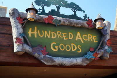Welcome to the Hundred Acre Good store.