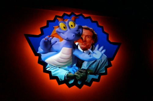 Figment hosts- or should I say hijacks- Journey Into Imagination.