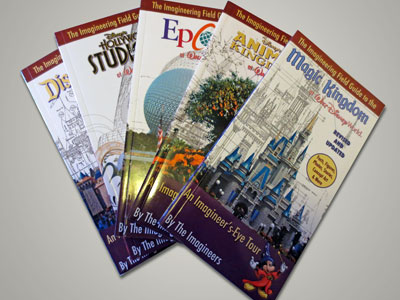 The Imagineering Field Guides are filled with interesting details.