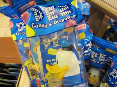 Pez Candy with Disney characters – a fun and cheap option.
