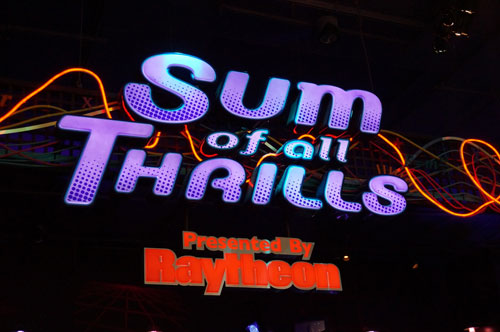 Sum of all Thrills is a hidden gem.