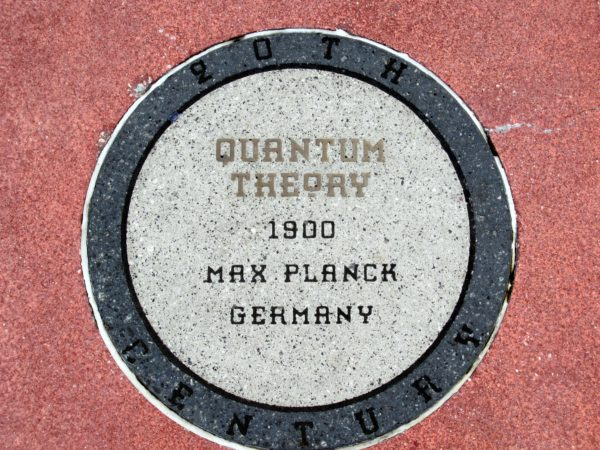 In 1900, Max Planck created a theory that corrected the way we thought about mechanics up to this date. He worked mainly with the emission and absorption of light. His theory predated what we consider modern quantum mechanics.