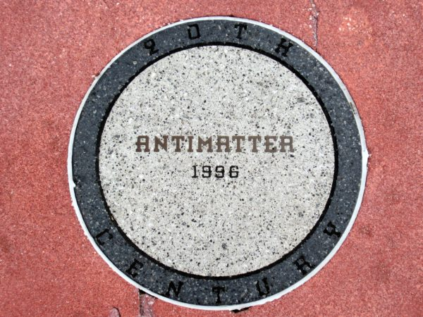 The latest invention in the Inventor's Circle is antimatter. Disney doesn't note an inventor, and Wikipedia says that there is still some confusion about why there is such an asymmetry of matter and antimatter in the visible universe. We'll leave that to the physicists to figure out!