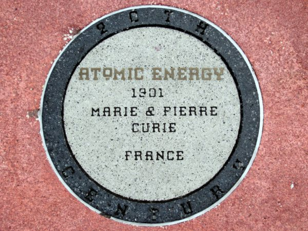 Just one year later, Marie and Pierre Curie discovered atomic energy, which states that atoms carry energy and can lead to radioactivity. Today, we use atomic energy as the source of nuclear power.