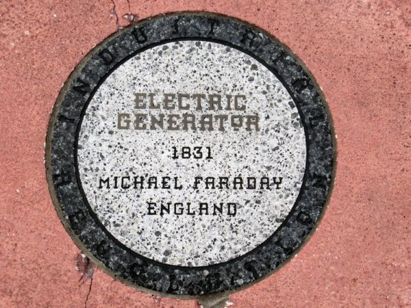 The electric generator was invented in 1831 by Michael Faraday. We rely on electric generators today to provide power to our electric power grids.