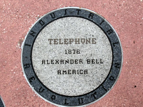 "Alexander Bell made the first phone call in 1876. He said to his assistant, ""Mr. Watson, come here. I want to see you."" When Mr. Watson came, he knew that his invention was successful!"