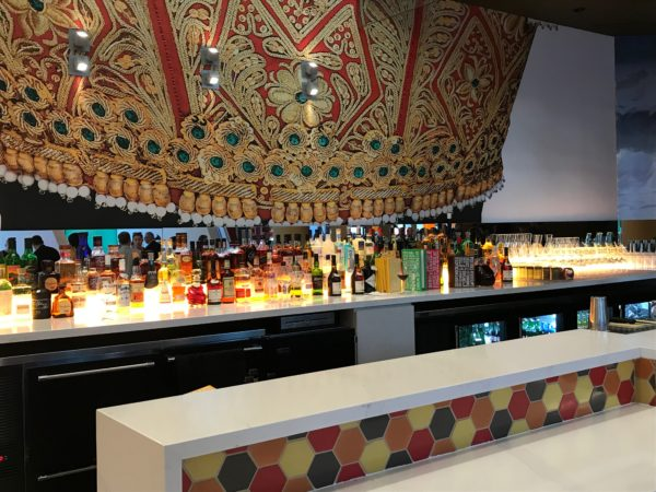 Jaleo by Jose Andres has a full bar and lots of unique drink mixes!