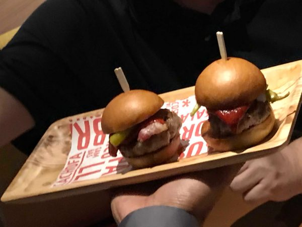 These sliders are perfect for sharing!