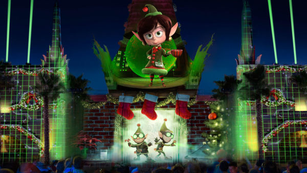 Jingle Bell Jingle Bam returns in 2019! Photo credits (C) Disney Enterprises, Inc. All Rights Reserved