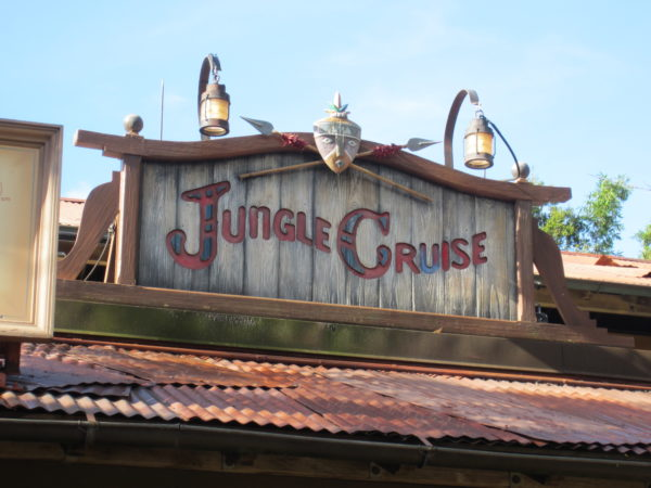 Jungle Cruise is a really interesting attraction that dates back to Walt Disney himself and his first park, Disneyland!