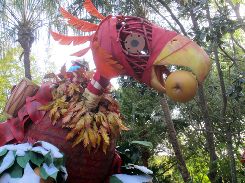 For now, we can only hope that a new parade will make an appearance once Avatar Land is completed.
