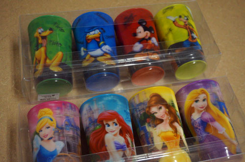 Win these Disney cups!