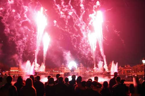 Disney put a lot of thought into the story behind Illuminations.