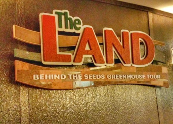 Located in the Land Pavilion, the Behind The Seeds Greenhouse Tour is a great deal for only $25.