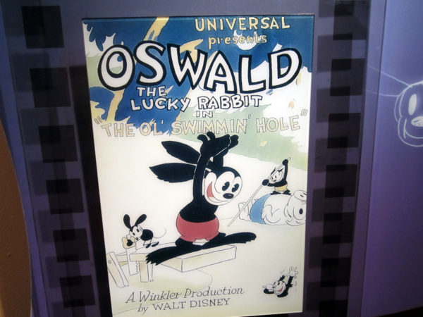 Oswald was perhaps Walt's biggest failure, and also The Walt Disney Company's greatest acquisition.