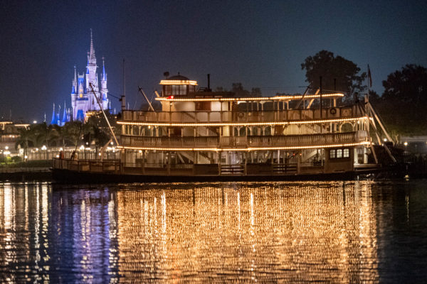 Another unique view of the ship. Photo credits (C) Disney Enterprises, Inc. All Rights Reserved
