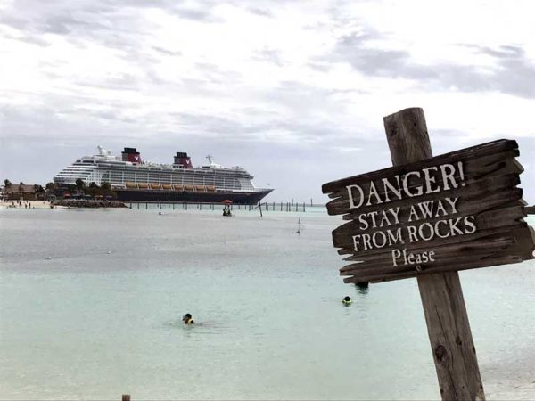 Disney Cruise Line can move ahead with Lighthouse Point.