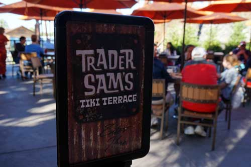 Trader Sam's is two intimate and fun-filled locations in one.