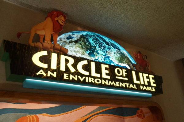 Circle of Life isn't really relevant to today's audience, and it can even be frightening for kids.