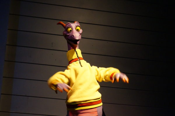 Figment is certainly one of the most lovable purple dinosaurs I can think of, but you have to admit he's a bit outdated.