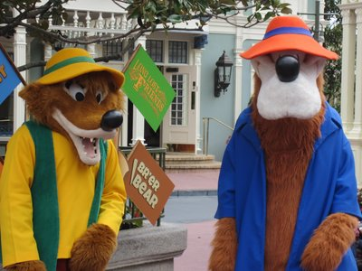 Brer Fox and Brer Bear