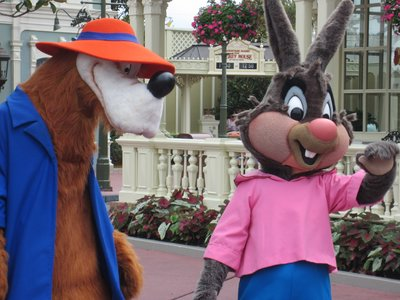 Brer Bear and Brer Rabbit