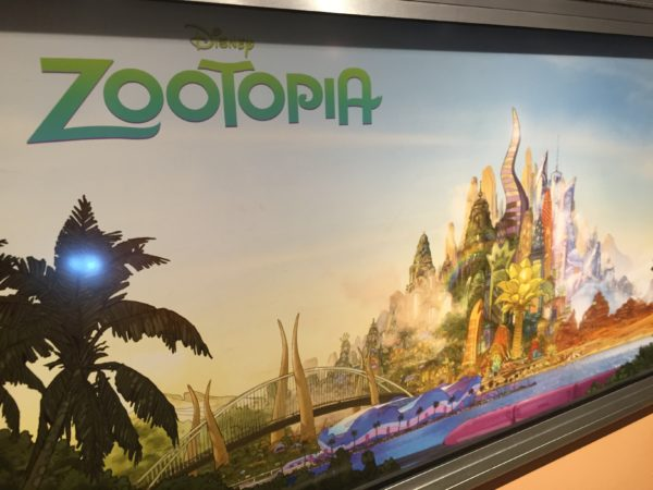Could Animal Kingdom be getting another land expansion in the form of Zootopia?