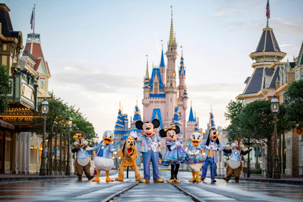 New Character Cavalcade to start in the Magic Kingdom on October 1, 2021. Photo credits (C) Disney Enterprises, Inc. All Rights Reserved