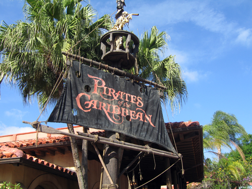 Pirates of the Caribbean, a very popular ride, is getting some refurbishments.