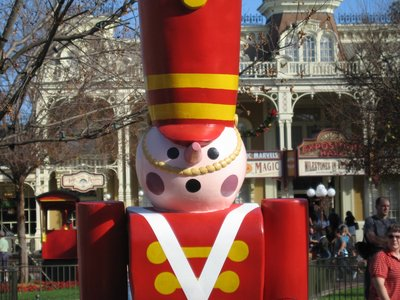 Christmastime is a very special time at the Magic Kingdom.