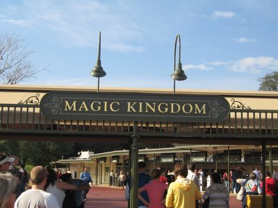 Disney parks dominate the US theme park rankings.