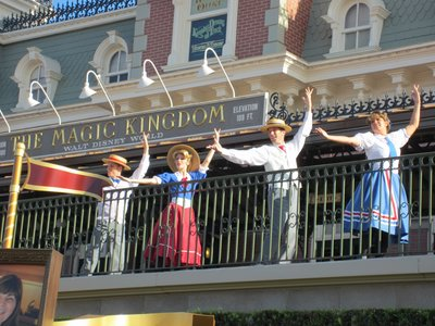 Magic Kingdom Opening Ceremony