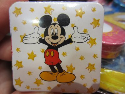 Classic Mickey Mouse magic towel.