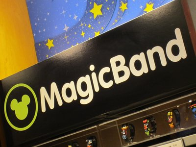 MagicBand Sign