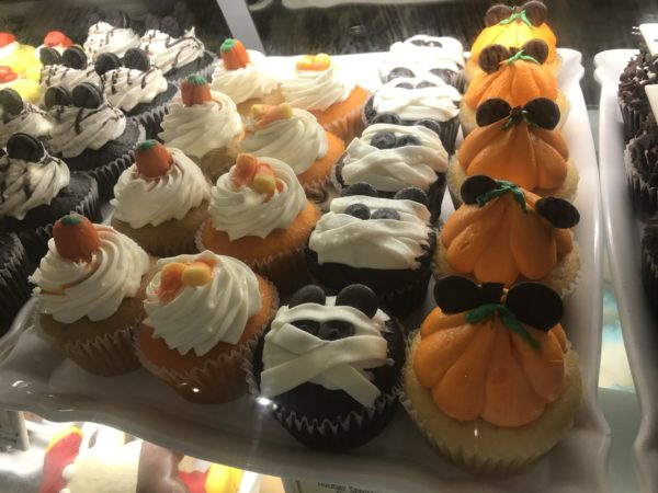 The Confectionery has plenty of fall and Halloween treats, including cupcakes.